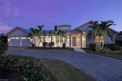 Naples Single Family Home For Sale: 386 S Golf Dr