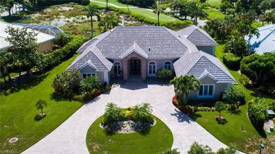 Collier County Single Family Home For Sale: 15302 Pembroke Pt