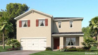 Lehigh Acres Single Family Home For Sale: 8141 Gopher Tortoise Trl