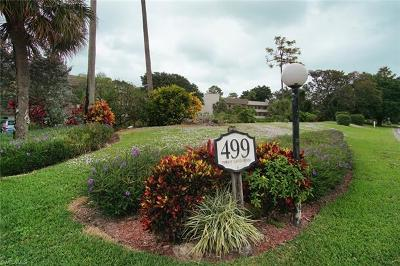 Naples Condo/Townhouse For Sale: 499 Forest Lakes Blvd #2-208