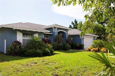 Marco Island Single Family Home For Sale: 801 Inlet Dr