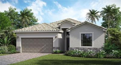 Fort Myers Single Family Home For Sale: 11545 Shady Blossom Dr