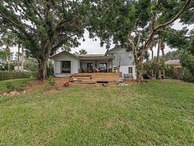 Naples Bath And Tennis Club Single Family Home Pending With Contingencies: 431 Widgeon Pt #12