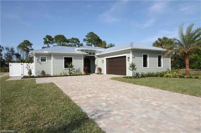 Bonita Springs Single Family Home For Sale: 3548 McComb Ln