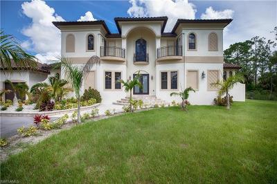 Naples FL Single Family Home For Sale: $1,487,000