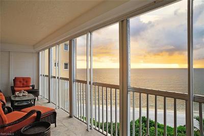 Naples, Bonita Springs Condo/Townhouse For Sale: 9051 Gulf Shore Dr #603