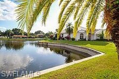 Fort Myers Single Family Home For Sale: 9731 Mainsail Ct