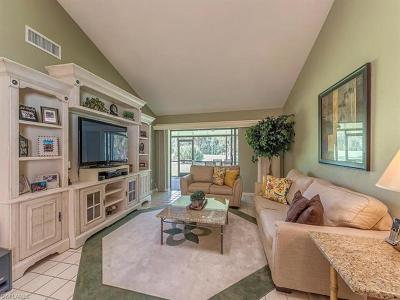 Naples Condo/Townhouse For Sale: 107 Cypress View Dr #C-71