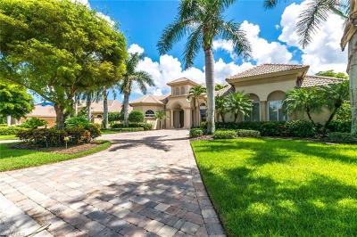 Estero Single Family Home For Sale: 10152 Orchid Ridge Ln