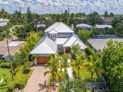 Royal Harbor Single Family Home For Sale: 1571 Bonita Ln