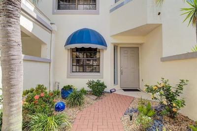 Fort Myers Condo/Townhouse For Sale: 9646 Halyards Ct N #11