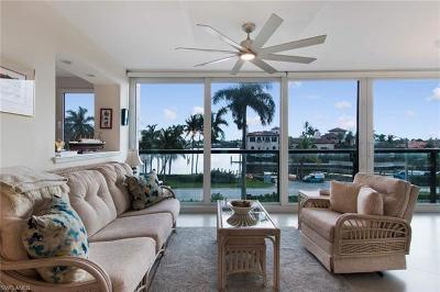 Bonita Springs, Estero, Naples, Fort Myers, Fort Myers Beach Condo/Townhouse For Sale: 4031 Gulf Shore Blvd N #3E