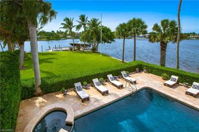Naples, Bonita Springs Single Family Home For Sale: 958 Spyglass Ln