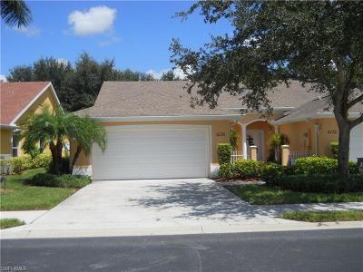 Naples Single Family Home For Sale: 6176 Mandalay Cir #7