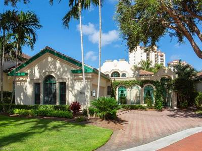 Vizcaya At Bay Colony Single Family Home Sold: 8185 Via Vecchia