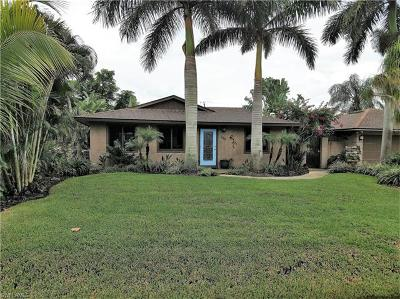 Naples Park Single Family Home For Sale: 560 101st Ave N