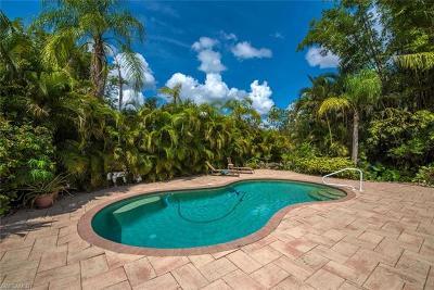 Bonita Springs Single Family Home For Sale: 10451 Morningside Ln