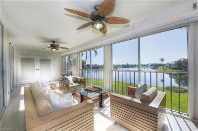 Naples Condo/Townhouse For Sale: 3711 Haldeman Creek Dr #603