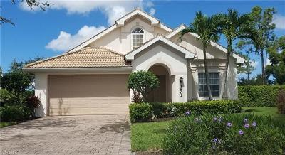 Naples, Bonita Springs Single Family Home For Sale: 5802 Lago Villaggio Way