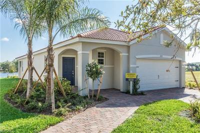 Alva Single Family Home For Sale: 2172 Summersweet Dr