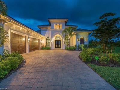 Naples, Bonita Springs Single Family Home For Sale: 9031 Arrezo Ct