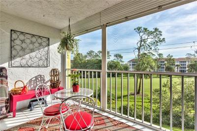 Naples Condo/Townhouse For Sale: 1057 Forest Lakes Dr #1307