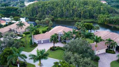 Estero Single Family Home For Sale: 10089 Magnolia Bend