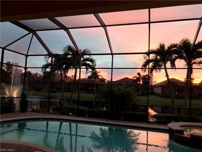 Naples Single Family Home For Sale: 5593 Hammock Isles Dr