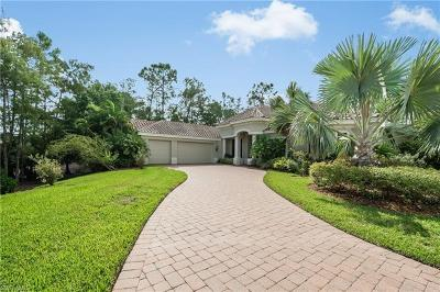 Naples FL Single Family Home For Sale: $1,075,000