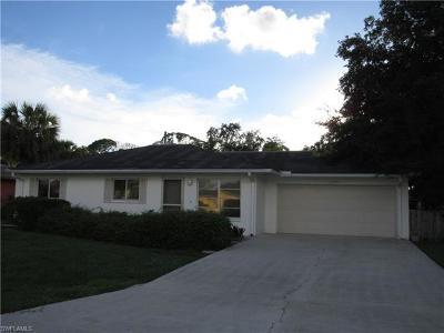 Bonita Springs FL Single Family Home For Sale: $205,000
