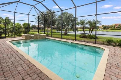 Fort Myers Rental For Rent: 8670 Mercado Ct