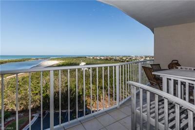 Marco Island Condo/Townhouse For Sale: 440 Seaview Ct #1001