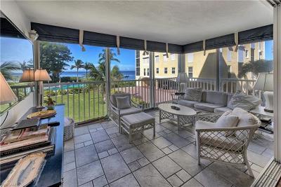 Naples Condo/Townhouse For Sale: 3483 Gulf Shore Blvd N #103