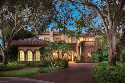 Single Family Home For Sale: 15232 Medici Way