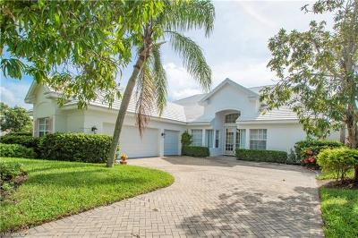 Collier County Single Family Home For Sale: 823 Ashburton Dr
