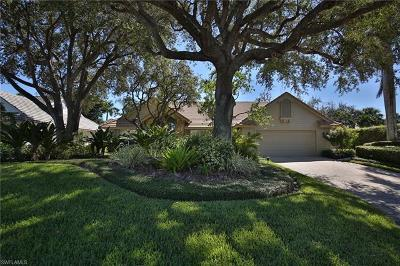 Naples, Bonita Springs Single Family Home For Sale: 704 Pine Creek Ln