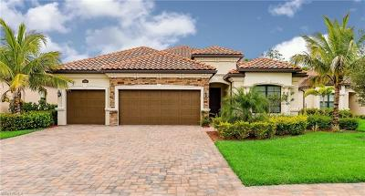 Naples Single Family Home For Sale: 9380 Vercelli Ct