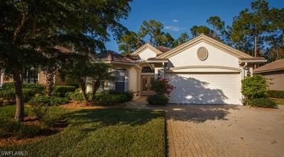 Naples Single Family Home For Sale: 2933 Lone Pine Ln