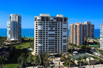 Naples Condo/Townhouse For Sale: 4201 Gulf Shore Blvd N #302