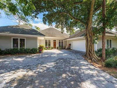 Naples Single Family Home For Sale: 1320 Bald Eagle Dr