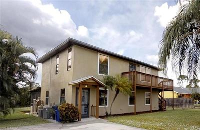 Fort Myers Single Family Home For Sale: 18238 Hawthorne Rd