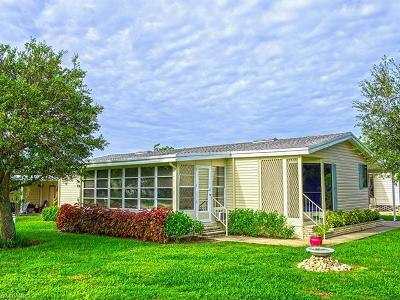 Goodland, Marco Island, Naples, Fort Myers, Lee Mobile/Manufactured For Sale: 170 Belle Isle Cir