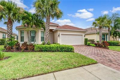 Single Family Home Pending With Contingencies: 8611 Palermo Ct