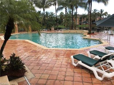 Naples Condo/Townhouse For Sale: 1210 Wildwood Lakes Blvd #306