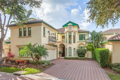Naples FL Single Family Home For Sale: $5,750,000