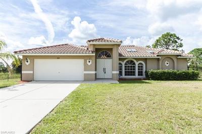 Naples  Single Family Home For Sale: 3880 64th Ave NE