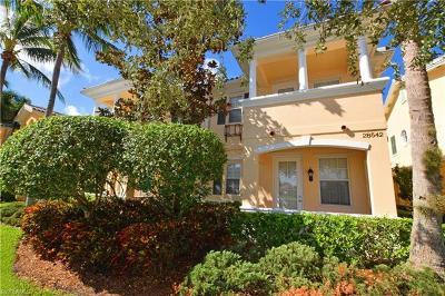 Bonita Springs Condo/Townhouse For Sale: 28542 Alessandria Cir