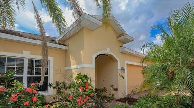 Lehigh Acres Single Family Home Pending With Contingencies: 8286 Silver Birch Way
