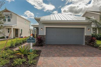 Naples Single Family Home For Sale: 14142 Nautica Ct