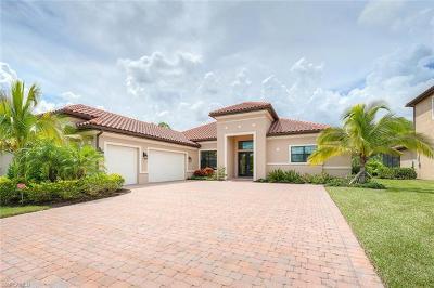 Naples Single Family Home For Sale: 1403 Mockingbird Dr